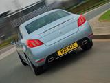 Peugeot 508 GT UK-spec 2011 pictures
