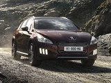 Peugeot 508 RXH 2012 photos