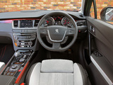 Peugeot 508 RXH UK-spec 2012 photos