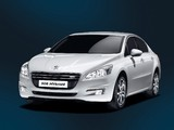 Peugeot 508 HYbrid4 2012 pictures