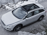 Peugeot 508 RXH 2012 pictures