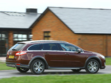 Peugeot 508 RXH UK-spec 2012 pictures