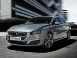 Peugeot 508 GT 2014 wallpapers