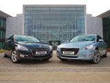 Peugeot 508 images