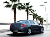 Photos of Peugeot 508 GT 2010