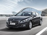 Photos of Peugeot 508 GT CN-spec 2011