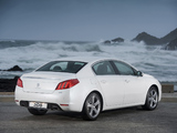 Photos of Peugeot 508 ZA-spec 2011
