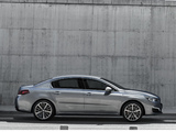 Photos of Peugeot 508 GT 2014