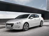 Pictures of Peugeot 508 GT 2010