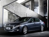 Pictures of Peugeot 508 GT CN-spec 2011