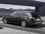 Peugeot 508 SW 2010 wallpapers