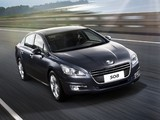 Peugeot 508 GT CN-spec 2011 wallpapers