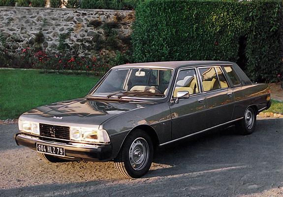 images of peugeot 604 heuliez limousine 1980. Black Bedroom Furniture Sets. Home Design Ideas