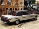 Peugeot 604 Heuliez Limousine 1980 photos