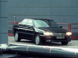 Images of Peugeot 605 1989–99