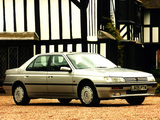 Peugeot 605 UK-spec 1989–99 images