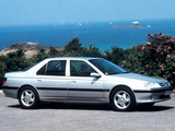 Peugeot 605 1989–99 images