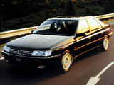 Peugeot 605 UK-spec 1989–99 pictures