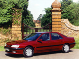 Peugeot 605 UK-spec 1989–99 wallpapers