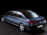 Images of Peugeot 607 Paladine Concept 2000