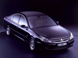 Images of Peugeot 607 Pescarolo Concept 2002
