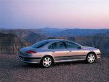 Peugeot 607 1999–2004 images