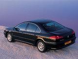 Peugeot 607 1999–2004 photos