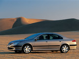 Peugeot 607 1999–2004 pictures
