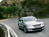 Peugeot 607 2004–10 images
