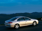 Peugeot 607 2004–10 photos