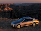 Pictures of Peugeot 607 1999–2004