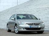 Pictures of Peugeot 607 2004–10