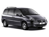 Images of Peugeot 807 Family 2011