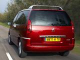 Peugeot 807 2008 photos