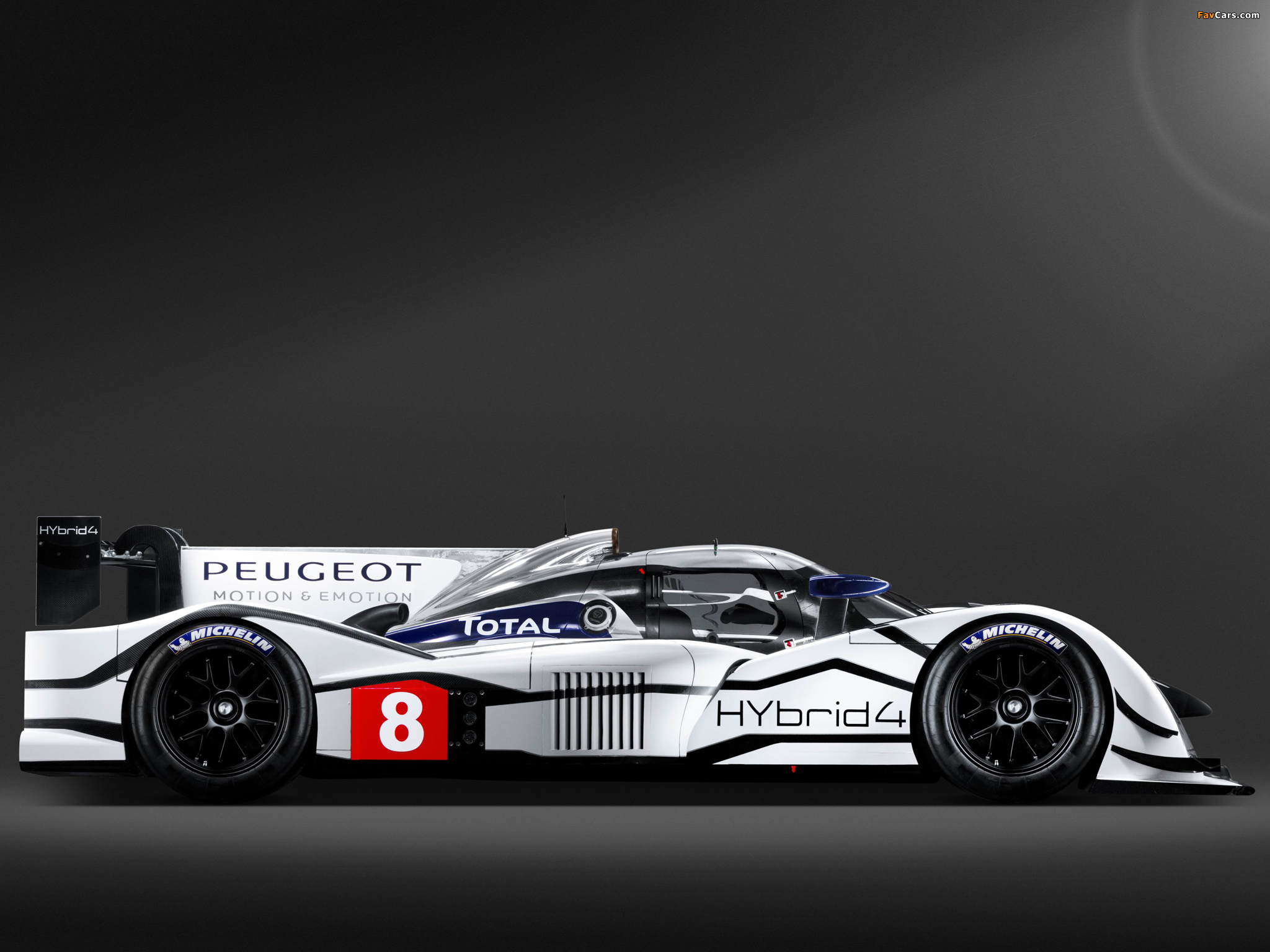 Images of Peugeot 908 HY 2011 (2048 x 1536)
