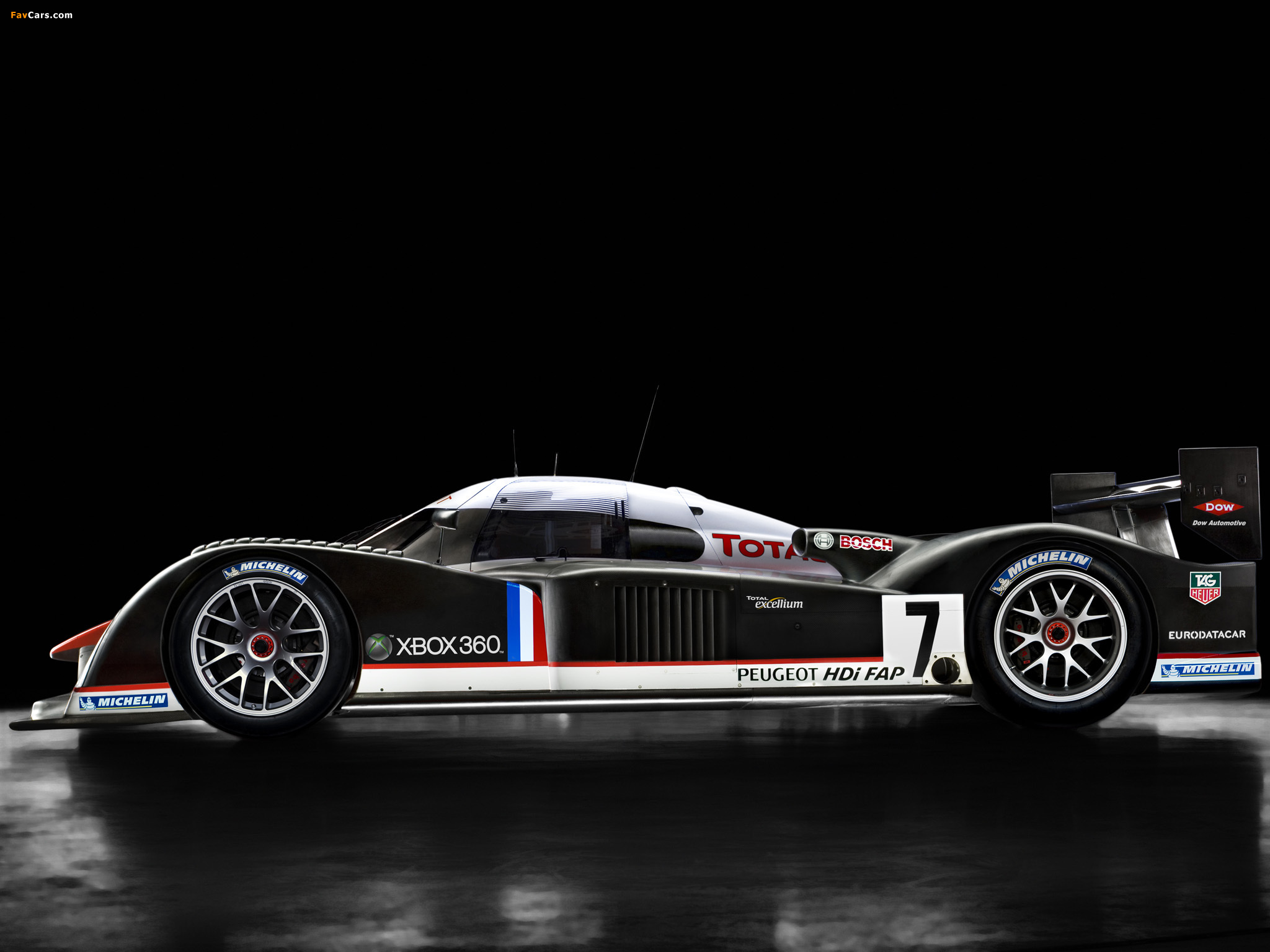 Peugeot 908 V12 HDi 2007 pictures (2048 x 1536)