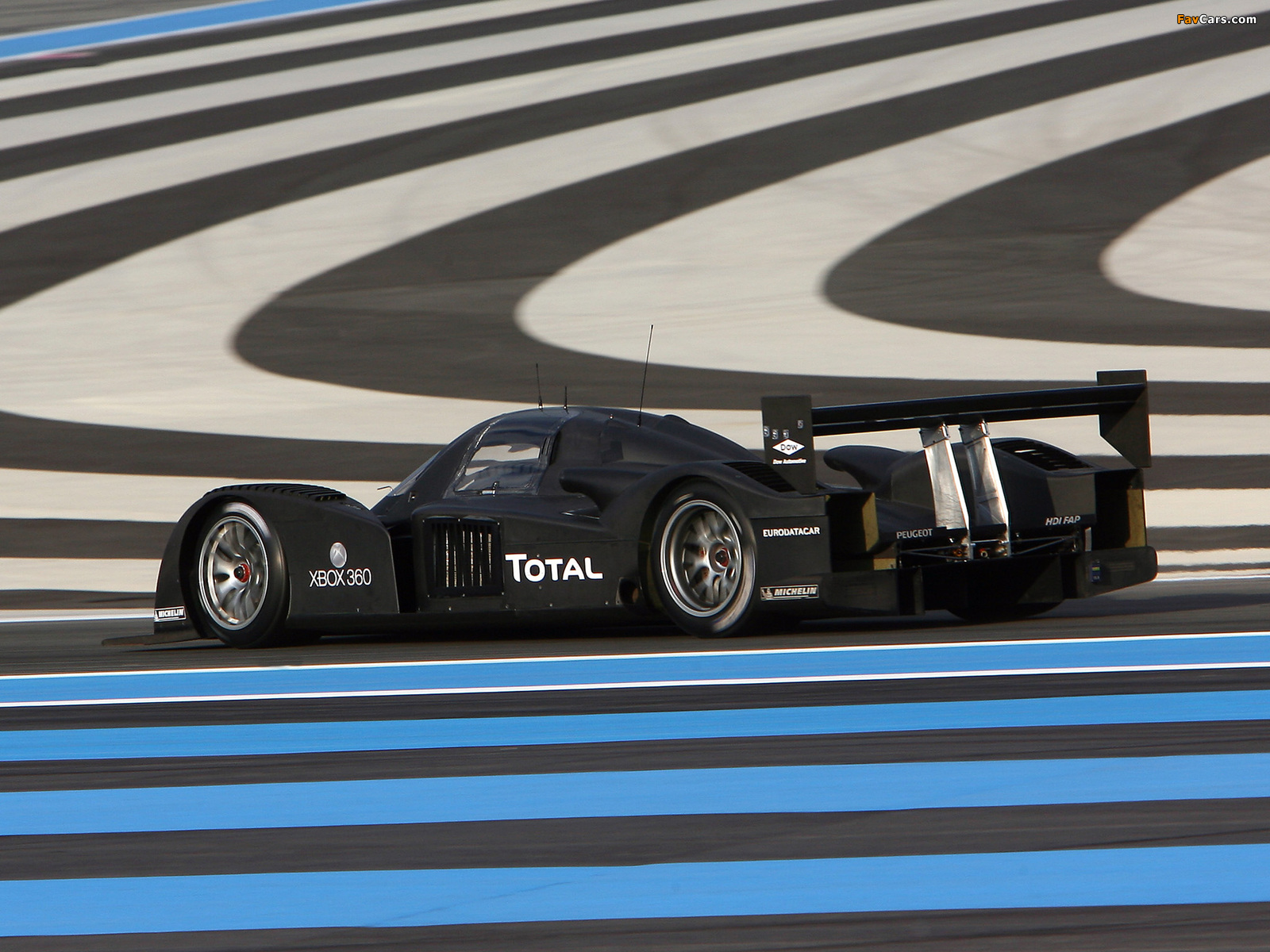 Peugeot 908 V12 HDi 2007 pictures (1600 x 1200)
