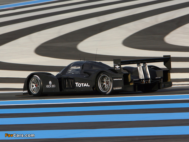 Peugeot 908 V12 HDi 2007 pictures (640 x 480)
