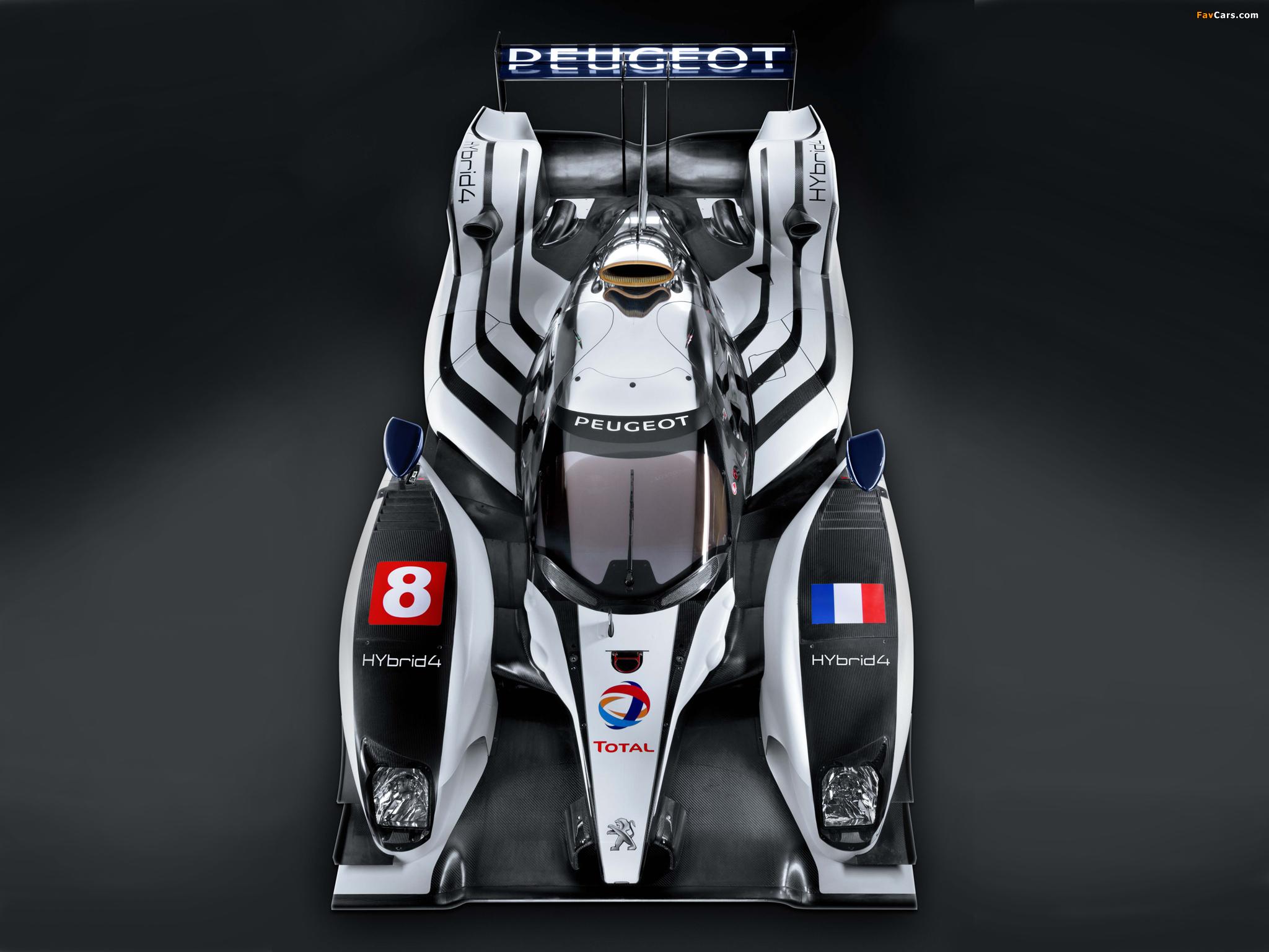 Peugeot 908 HY 2011 images (2048 x 1536)