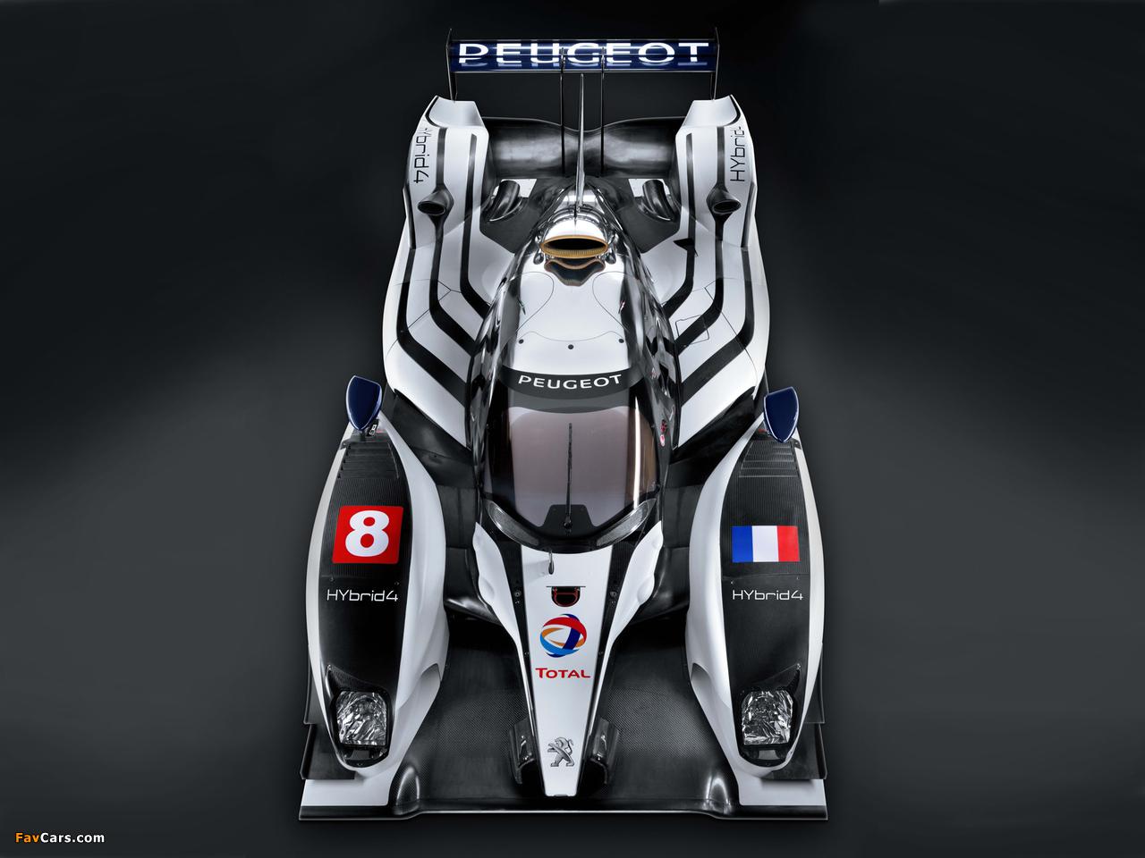 Peugeot 908 HY 2011 images (1280 x 960)