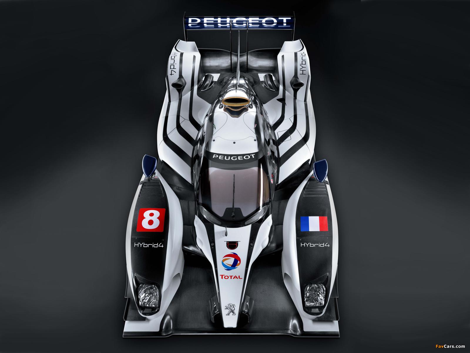 Peugeot 908 HY 2011 images (1600 x 1200)