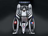 Peugeot 908 HY 2011 images