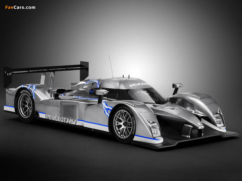 Photos of Peugeot 908 HY 2008 (800 x 600)