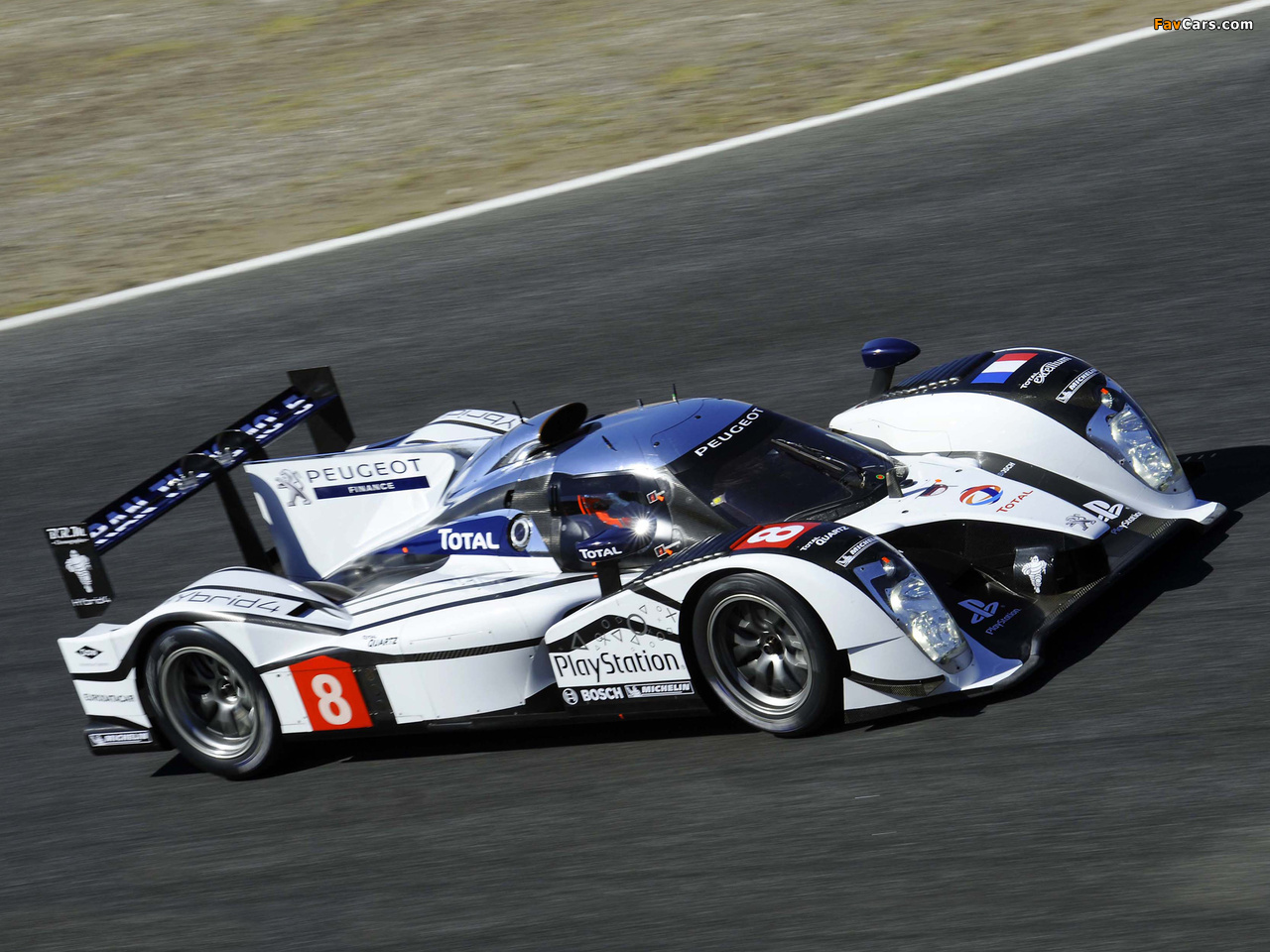 Photos of Peugeot 908 HY 2011 (1280 x 960)