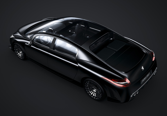 Pictures Of Peugeot 908 Rc Concept 2006