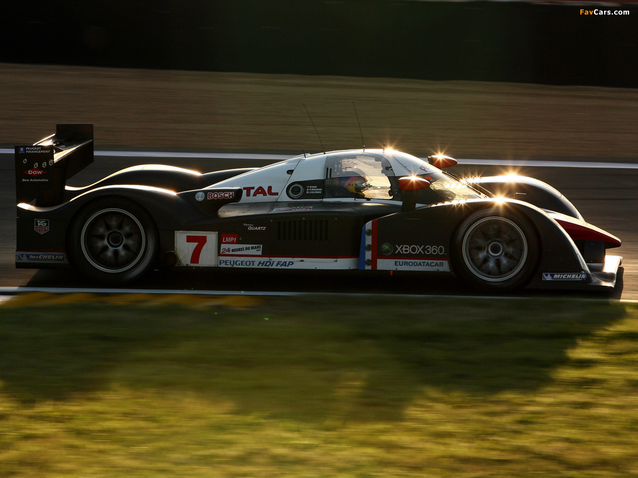 Pictures of Peugeot 908 V12 HDi 2007 (1280 x 960)