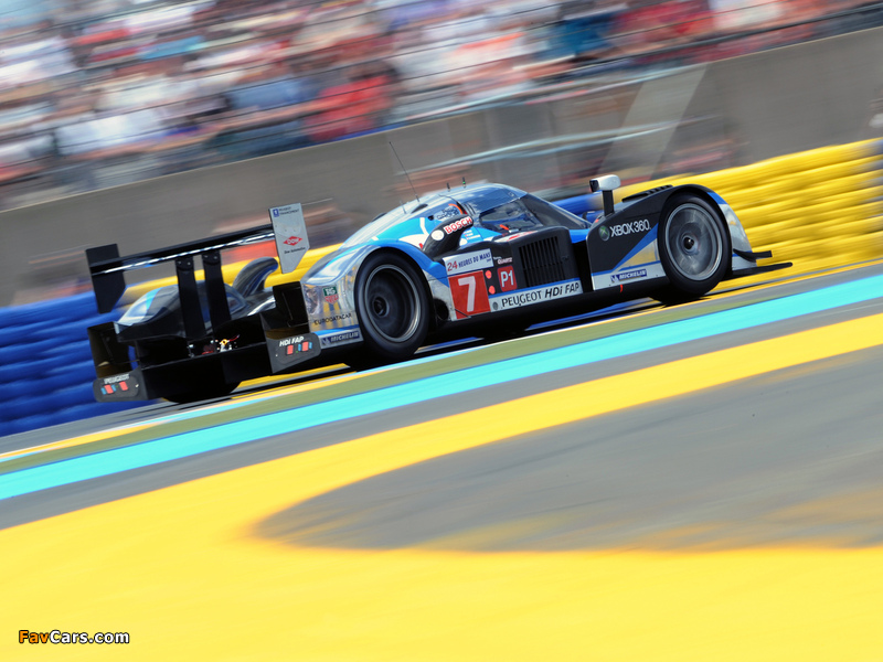 Pictures of Peugeot 908 HDi FAP 2009 (800 x 600)