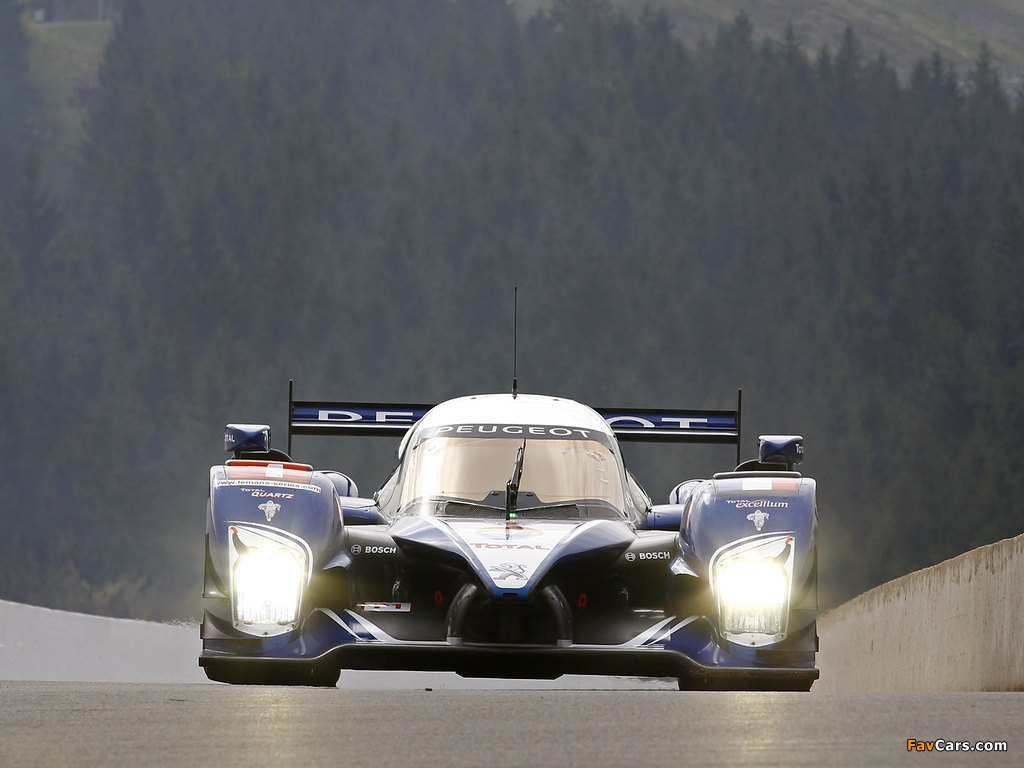 Pictures of Peugeot 908 HDi FAP 2010 (1024 x 768)