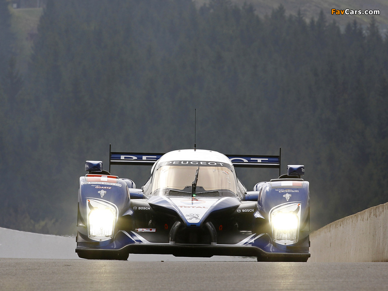 Pictures of Peugeot 908 HDi FAP 2010 (800 x 600)