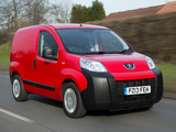Images of Peugeot Bipper UK-spec 2008